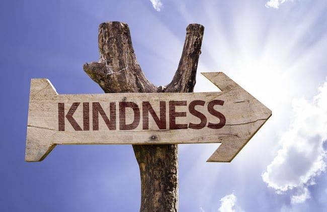 November 30 – God Loves Kind Hearted People