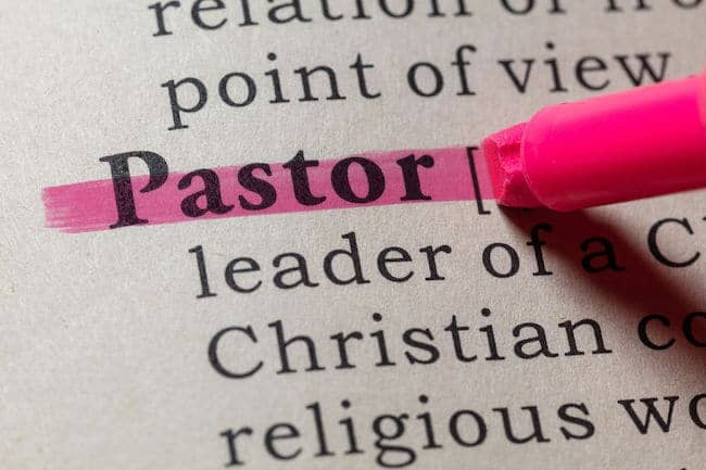 How Is Your Pastor Doing?